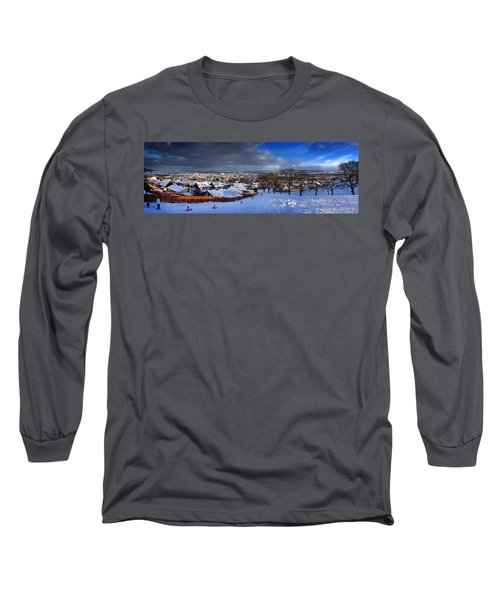 Winter In Inverness Long Sleeve T-Shirt
