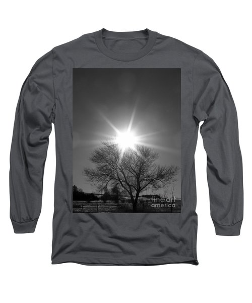 Winter Light Long Sleeve T-Shirt