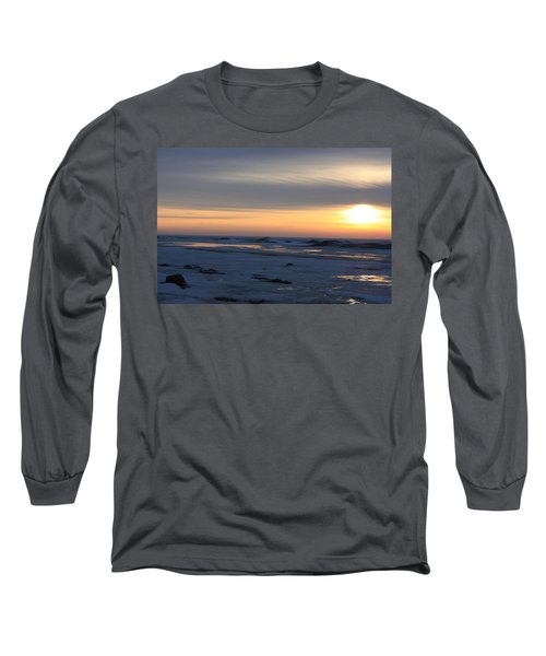 Winter Sleeps Long Sleeve T-Shirt