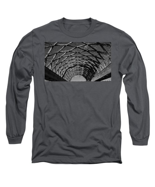 Winter Trellis Long Sleeve T-Shirt