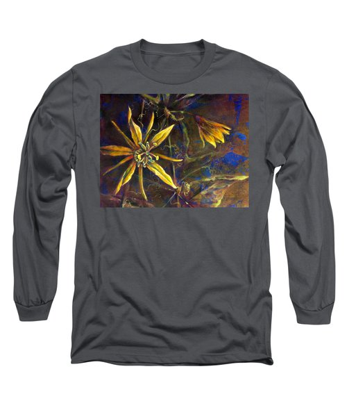 Yellow Passion Long Sleeve T-Shirt
