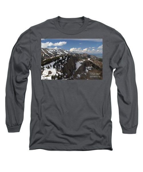 You Can See For Miles Long Sleeve T-Shirt