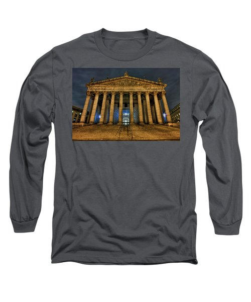 ... And Justice For All Long Sleeve T-Shirt