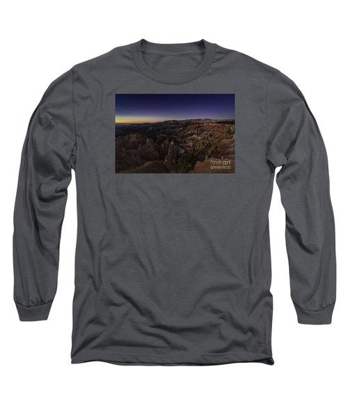 Bryce Amphitheater  Long Sleeve T-Shirt