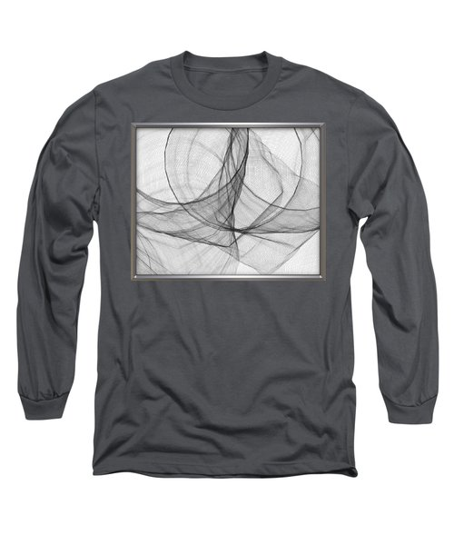 ' Caught In The Gauze Of Life ' Long Sleeve T-Shirt
