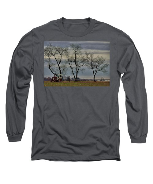 Central Jersey Farmstead Long Sleeve T-Shirt