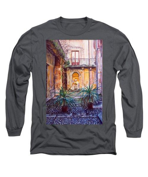 Courtyard Long Sleeve T-Shirt