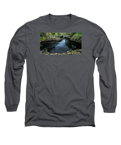 Glentrool Inky Pool New Galloway Long Sleeve T-Shirt