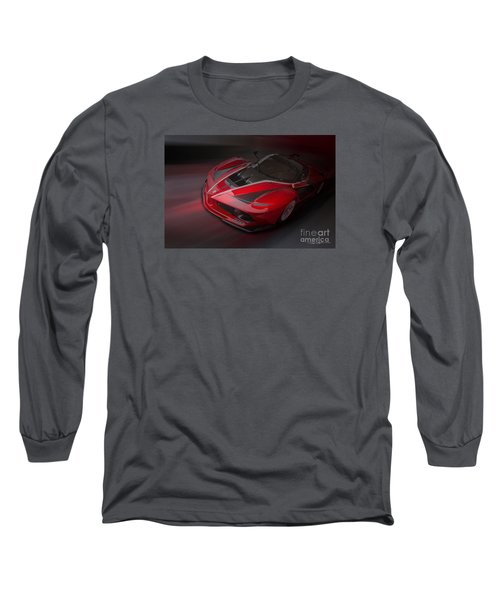La Ferrari Fxx K Long Sleeve T-Shirt