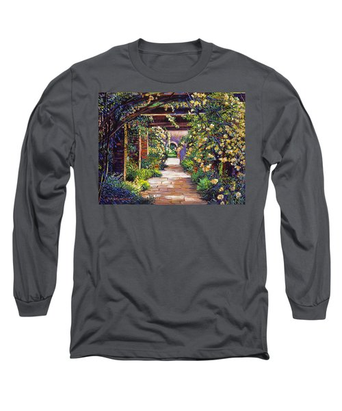 Memory Lane Long Sleeve T-Shirt