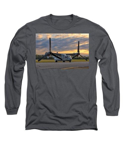 Osprey At Daybreak Long Sleeve T-Shirt