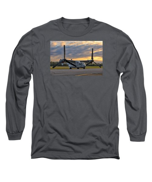 Osprey At Daybreak Long Sleeve T-Shirt