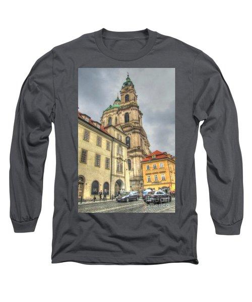 Praha Chehia Long Sleeve T-Shirt
