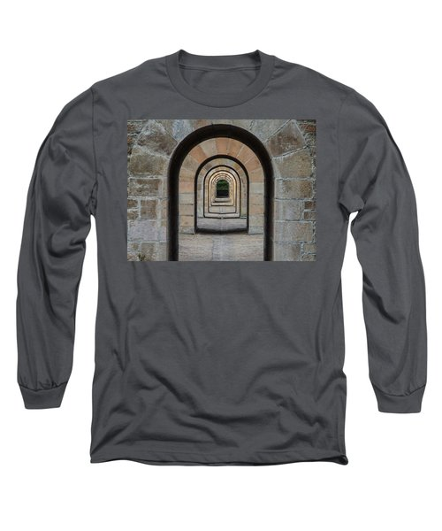 Receding Arches Long Sleeve T-Shirt