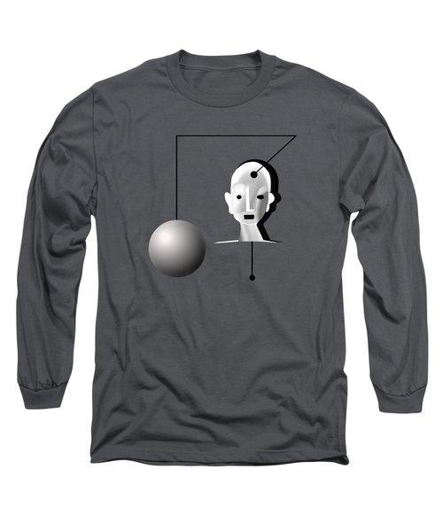 1278 -  T Shirt Png File Long Sleeve T-Shirt