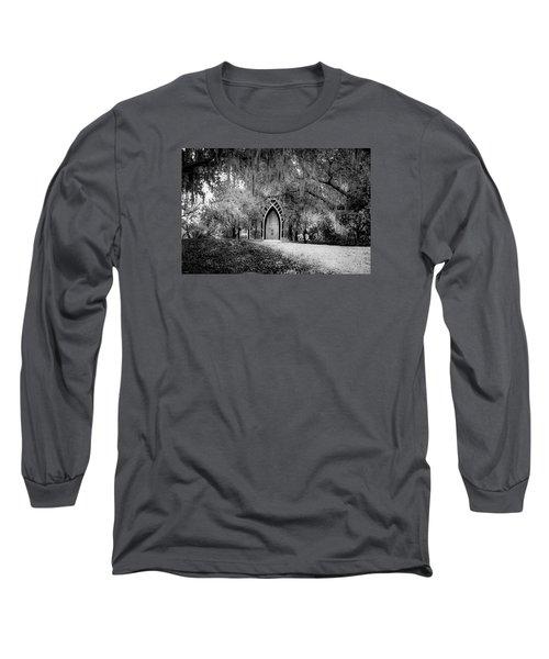 The Baughman Center Long Sleeve T-Shirt by Louis Ferreira