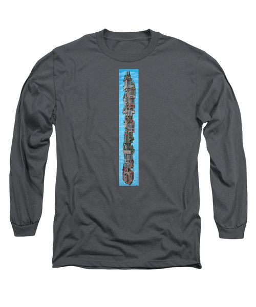 The Castle Of Air Long Sleeve T-Shirt
