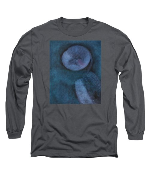 The Human Society Is Progressing, Or  Is Going Backwards? Long Sleeve T-Shirt by Min Zou
