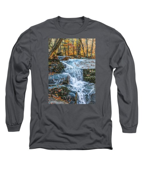 #0043 - Dummerston, Vermont Long Sleeve T-Shirt