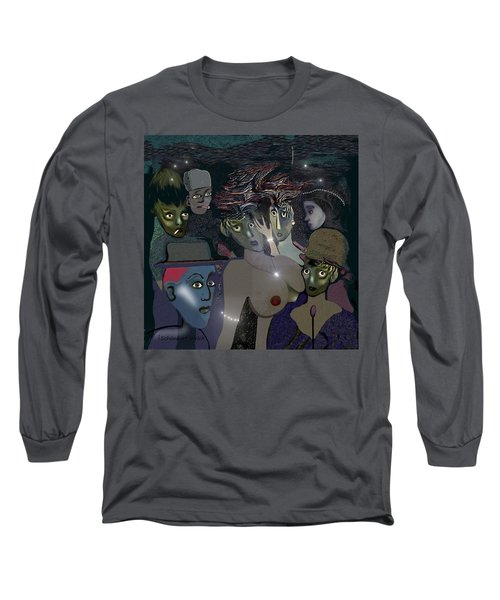 015 - Berlin  The 1920s - The Shining Long Sleeve T-Shirt