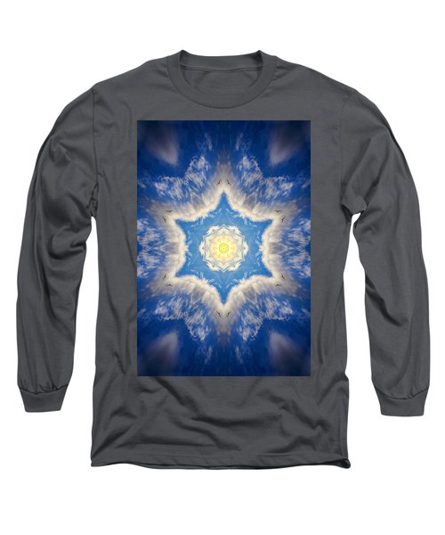 Long Sleeve T-Shirt featuring the photograph 022 by Phil Koch