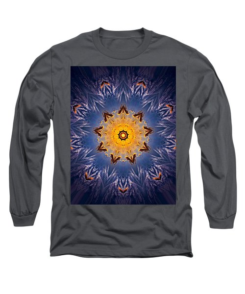 Long Sleeve T-Shirt featuring the photograph 032 by Phil Koch