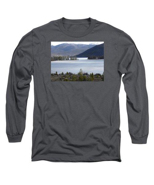 Granby Lake Rmnp Long Sleeve T-Shirt
