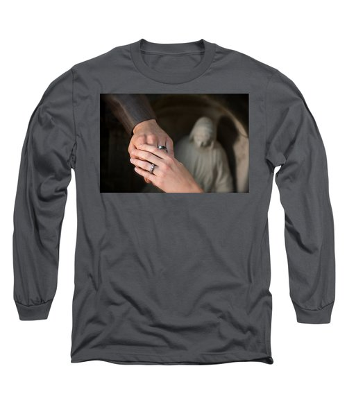 05_21_16_5329 Long Sleeve T-Shirt by Lawrence Boothby