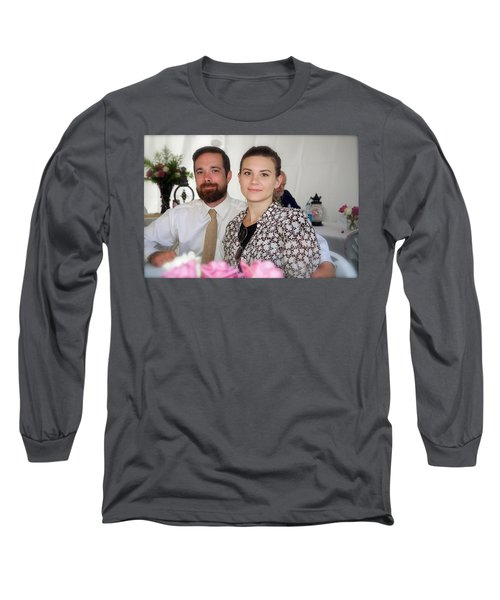 05_21_16_5341 Long Sleeve T-Shirt by Lawrence Boothby