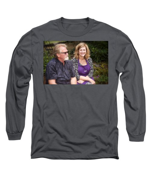 05_21_16_5432 Long Sleeve T-Shirt by Lawrence Boothby