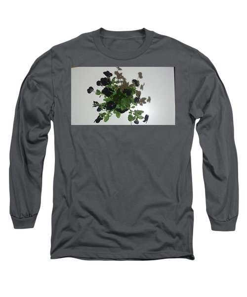 Viola Long Sleeve T-Shirt