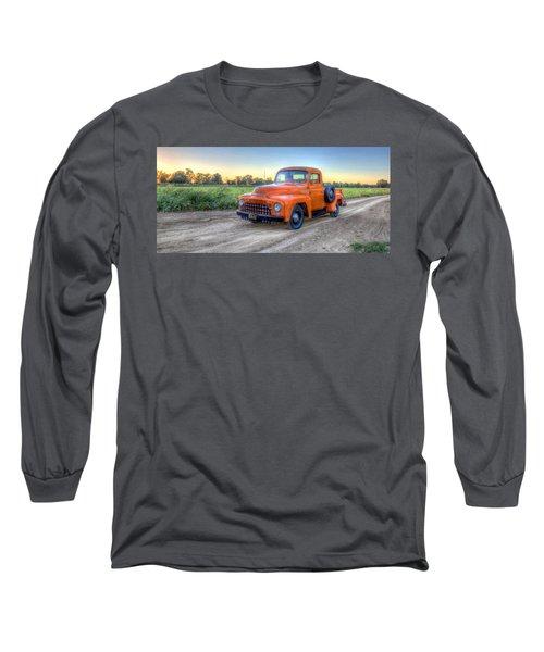 1951 International  Long Sleeve T-Shirt