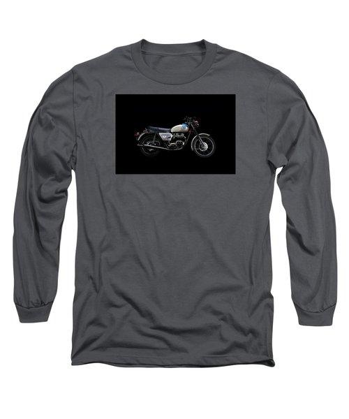 1977 Triumph Bonneville Silver Jubilee Long Sleeve T-Shirt