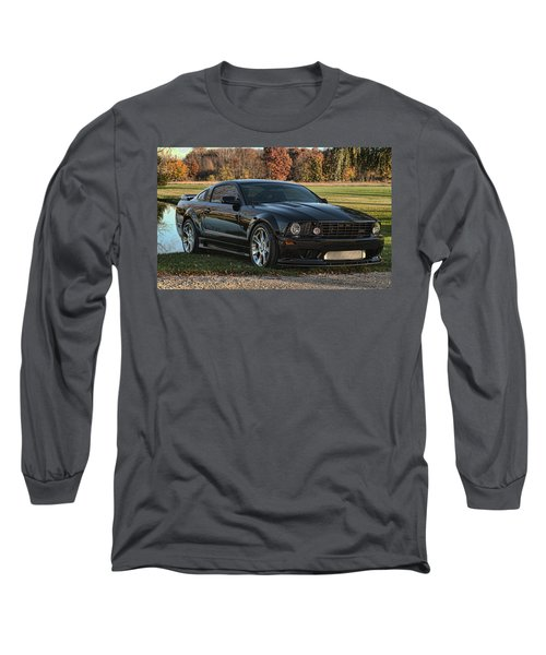 Long Sleeve T-Shirt featuring the photograph 2 by John Crothers