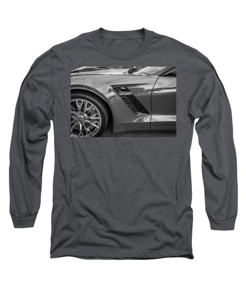 2015 Chevrolet Corvette Z06 Painted  Long Sleeve T-Shirt
