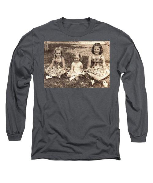 3 Sisters Long Sleeve T-Shirt