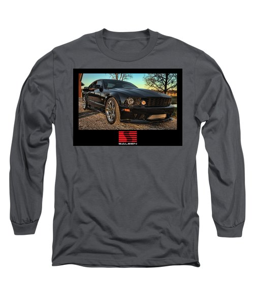 Long Sleeve T-Shirt featuring the photograph 4 by John Crothers