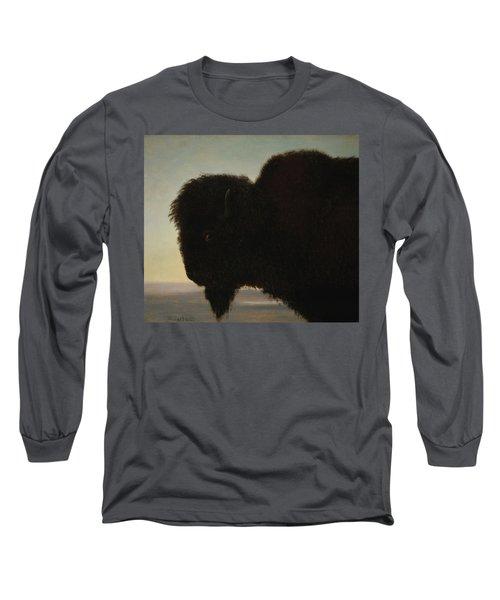 Bull Buffalo Long Sleeve T-Shirt