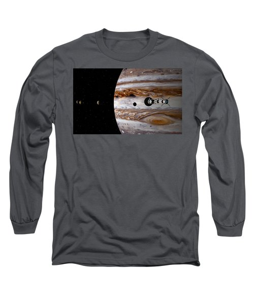 A Sense Of Scale Long Sleeve T-Shirt