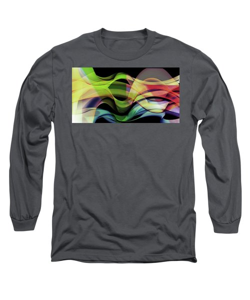 Abstract Photography Long Sleeve T-Shirt