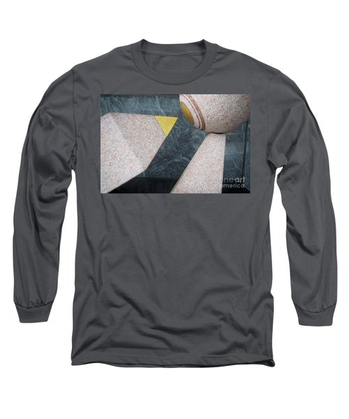 Abstract Two  Long Sleeve T-Shirt