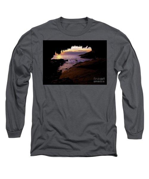 Admiral's  Arch Sunset Long Sleeve T-Shirt