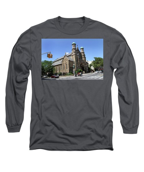 All Saints Episcopal Church Long Sleeve T-Shirt