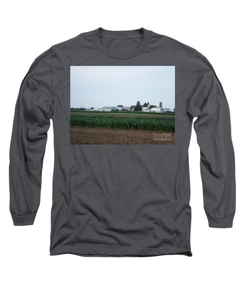 Amish Homestead 9 Long Sleeve T-Shirt