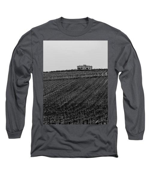 An Italian Farm In Abruzzo Long Sleeve T-Shirt