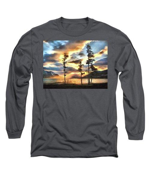 Anniversary Long Sleeve T-Shirt