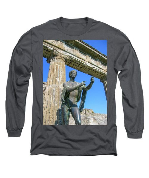 Apollo Long Sleeve T-Shirt by Patricia Hofmeester