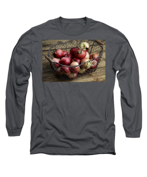 Apples Long Sleeve T-Shirt