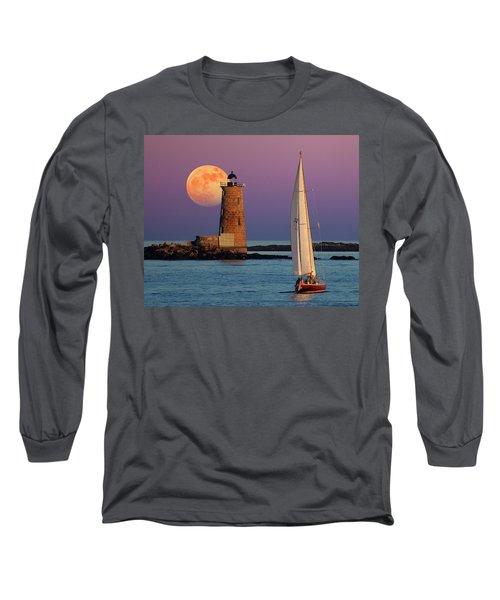 Long Sleeve T-Shirt featuring the photograph Arise  by Larry Landolfi