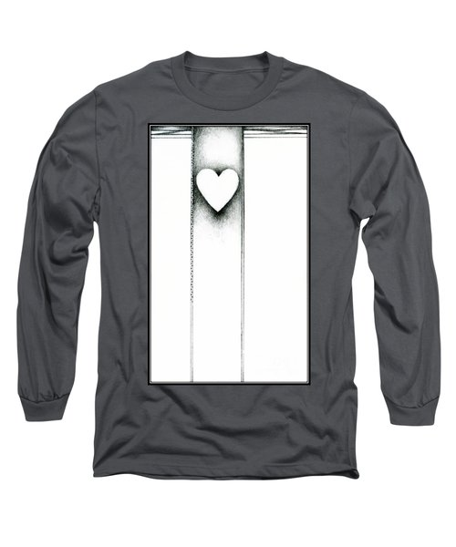 Ascending Heart Long Sleeve T-Shirt